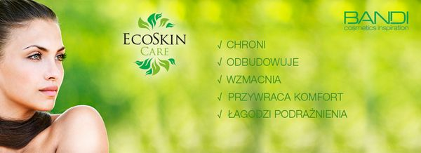 EcoSkin Care Bandi w MNE Salon & Spa